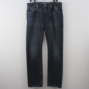7 For All Mankind Carsen Straight Jeans M294